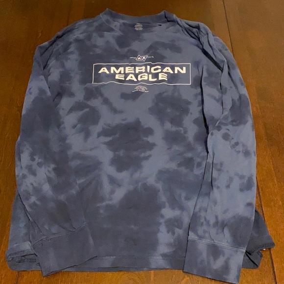 Long Sleeve American Eagle Shirt NO FLAWS